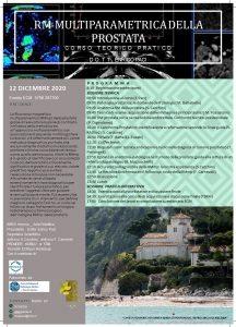 RM multiparametrica della Prostata: corso teorico-pratico